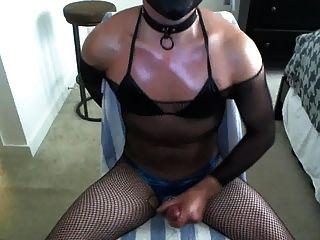 Skype Panty Fun