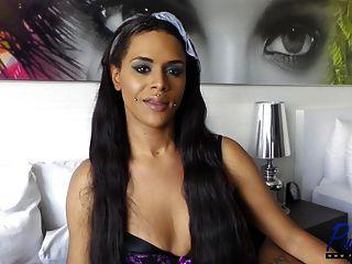 Kendra Jones Bts Interview