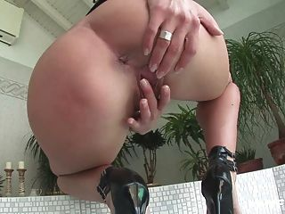 Mmv Films Sexy Blonde German Milf Cumming Solo