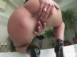 Mmv Films Sexy Blonde German Milf Cumming Solo
