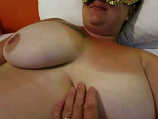36g Bbw Wife Fucks Her Vibrator Nice And Slow