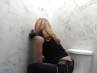 Brittany Sucks A Bbc At The Gloryhole