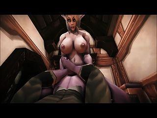 Warcraft Night Elf Fuck