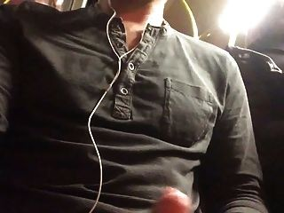 Str8 Guy Stroke In Bus