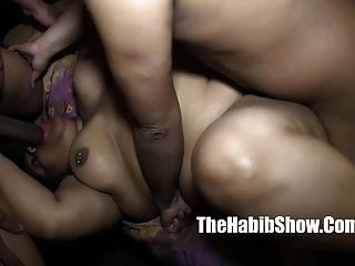 Bbw Taking Dick Threesome Whore