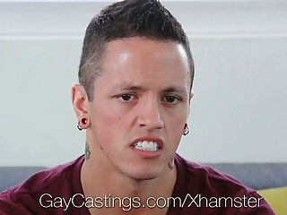 Hd Gaycastings - Tyler Takes Direction Well At His Audition
