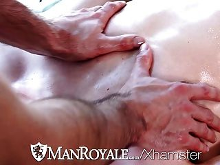 Hd Manroyale - Scottie Gets Fucked Hard By Justin Beal