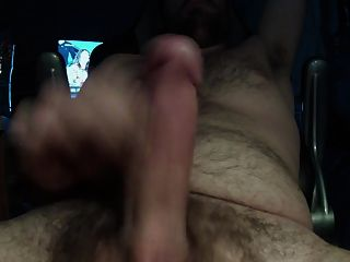 Str8 Hairy Daddy Is So Horny