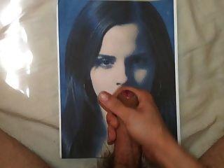 Emma Watson Cum Tribute 8