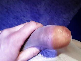 Juicy Nylon Cum 18