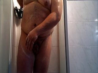 Fat Guy Shower