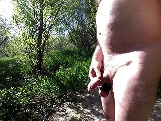 More Wet Wanking - With Voyeurs