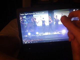 Masturbating To Taylor Swift Shake It Off Live