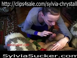 Guess Wrist Watch Cum Perfeciton Hand Job Sylvia Chrystall