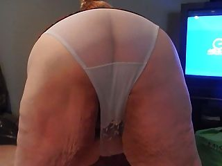 White Panties And Teaser