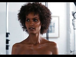Liya Kebede And Sally Hawkins Nude - Desert Flower