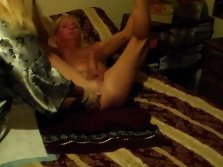 Wife Fucks Sissy With Toy