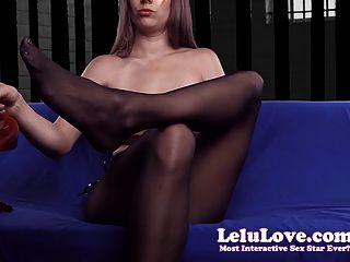 Lelu Love-dungeon Femdom Humiliation Breasts Feet Worship