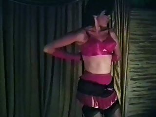 Tryin To Get To You - Vintage Striptease Stockings Heels