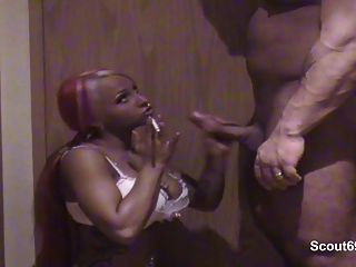 German Stepsister Give The Perfect Blowjob In Privat Sextape
