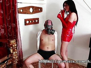 Gas Mask Smother