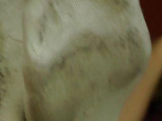 Ball White Dirty Socks Tease