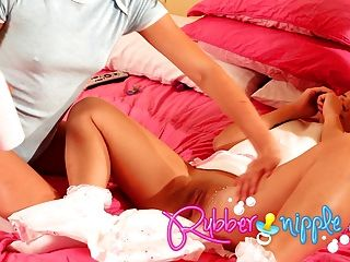 Diaper Girl Anna Morna Changes Diaper Lover Morgan Lee