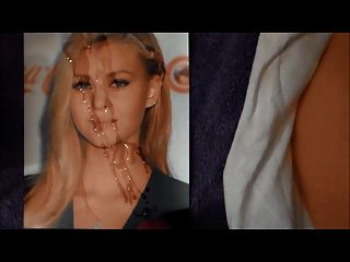 Nicola Peltz Cum Tribute 2 (2cams,toy,slomo)