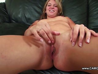 Fake Casting For Blonde Teen With Black Dick Without Condom
