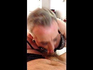 Sissy Steven Sucking Master