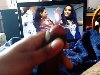 Cum Tribute To Sexy Nepali Aunties