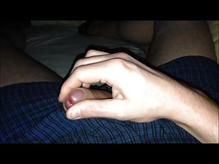 Wanking And Cumming In My Boxers