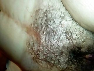 Hommsde ,my Fingers ,cock In Her Hairy Pussy Black, Amator