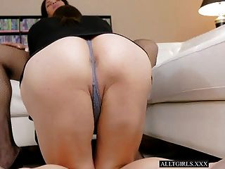 Dona Abelar Is All Over That Bbc