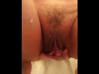 Fun In The Shower And With Dildo