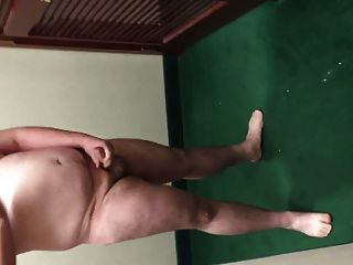 Jacking Off In The Dressing Room