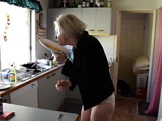 Blonde Milf Is Hungary