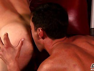 Next Door Buddies Cameron Foster & Donny Wright Hot Cumshots