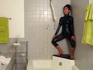 Latex Shower
