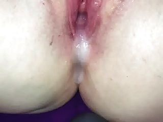 Thick Dripping Creampie