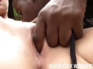 A Nice Big Black Cock Is What I Need Right Now