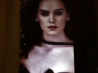 Daisy Ridley Cum Tribute #2