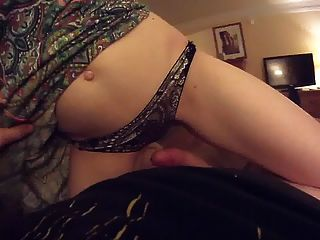 Young Tight Pussy Rubbing My Cock