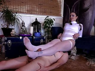 Face Sitting Cock Torture