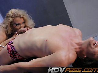 Hdvpass Back Bending, Leg Stretching Sex Moves!