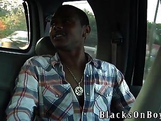 Perry Cavalari Fucks His First Black Guy