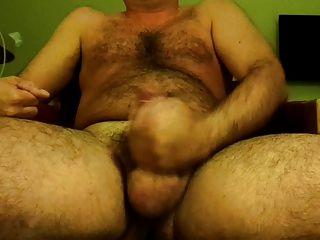 Masturbation On The Chair