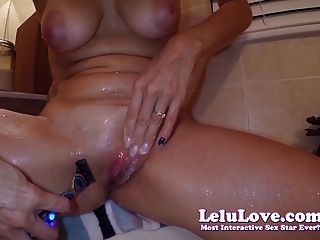 Lelu Love-real Life Pussy Shaving
