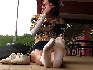 Cheerleder Dirty Sock Preview
