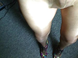 Small Dick In Pantyhose